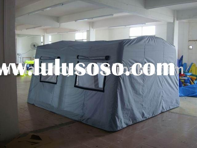 2011 hot sale inflatable camping tent HATE-153