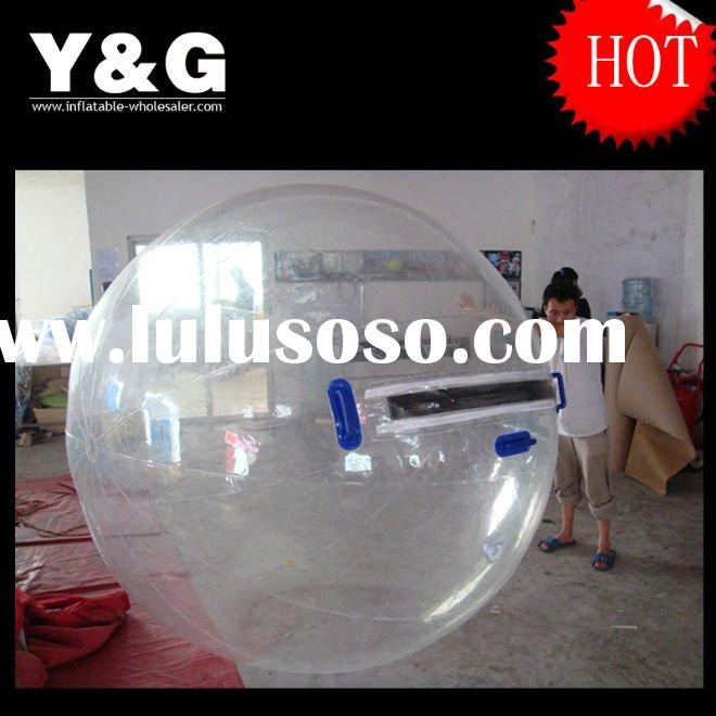 2011 hot sale inflatable water ball