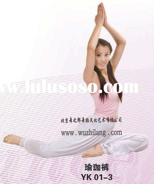 2011 hot sell and fashion yogo clothes