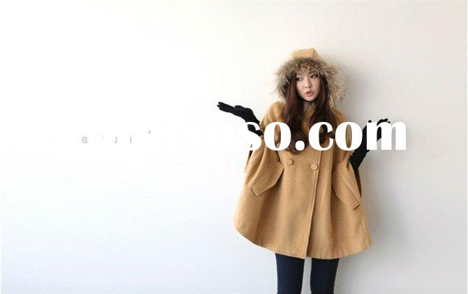2011 natural style lasting appeal lady winter coat