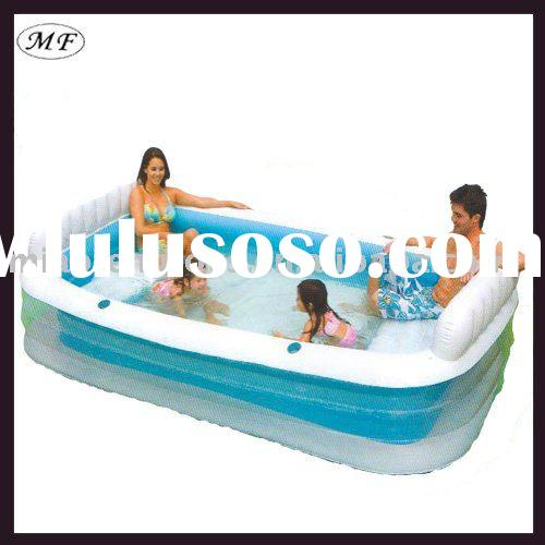 Adult Swimming Pools : Inflatable adult swimming pool for sale price china