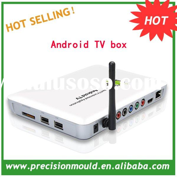2012 Hot android media player google tv box For Christmas