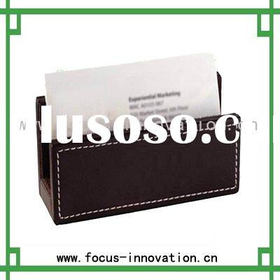 2012 desktop business card holder