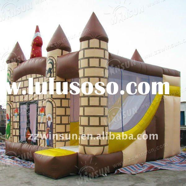 2012 high quality pvc inflatable bouncer