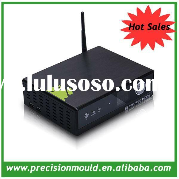 2012 hot New android live tv box , 1080P WIFI HDD Media Player