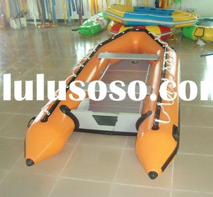 2012 hot commercial inflatable boat