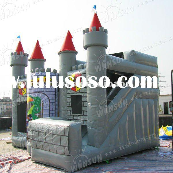 2012 hot sale cheap inflatable bouncer