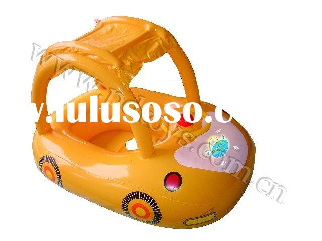 2012 pvc inflatable baby boat & Baby seat