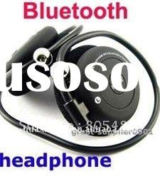 2.4GHz Bluetooth Wireless Stereo Headset With built-in Microphone