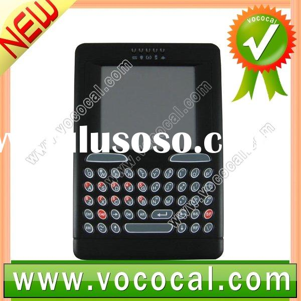 2.4GHz RF USB Handheld Mini Wireless Keyboard w Mouse Touch Pad