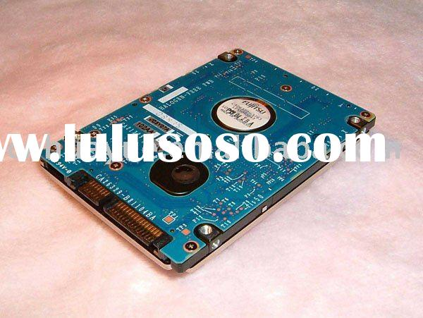 """2.5"""" laptop hard disk drive 40GB IDE internal working condition"""