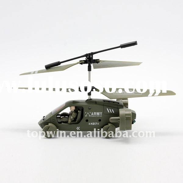 2 channel IR air & land helicopter with gyro