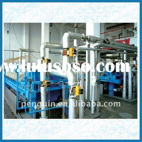 30T-500T Continuous Oil Refining Machine/ Vegetable Oil Refining Machinery