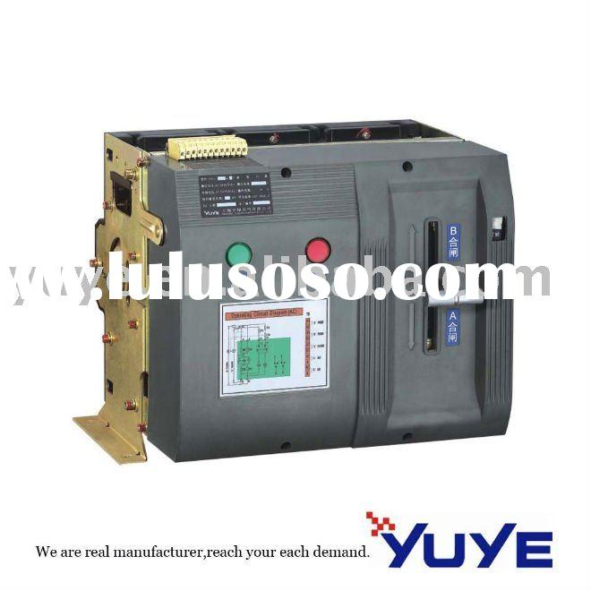 3200A Two section fission type ; Auto transfer switch