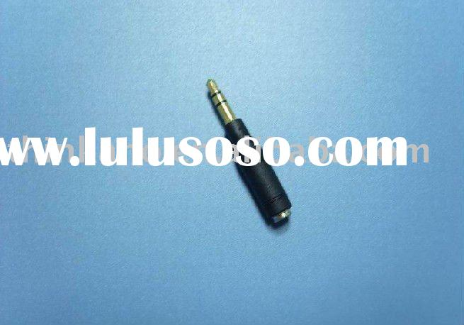 3.5mm to 2.5mm jack adapter/3.5mm to 2.5mm plug adapter
