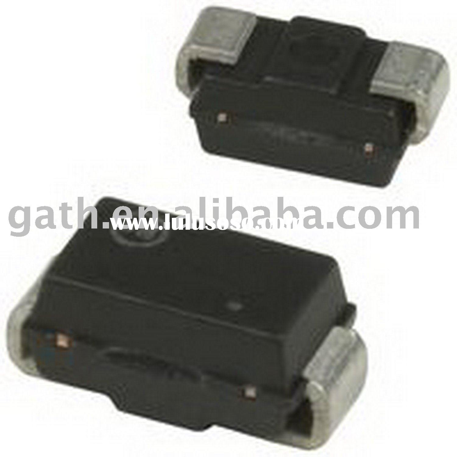 3 Watt Plastic Surface Mount Zener Voltage Regulators,