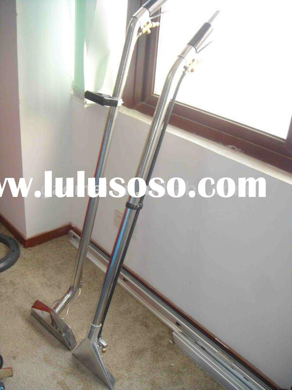 4-jet stainless steel carpet cleaning wand and tool