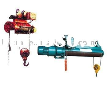 5 Ton low-headroom wire rope electric hoist