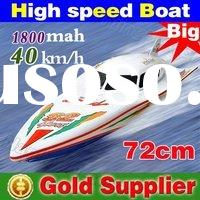 72 cm 3 ch rc boat remote radio control RC racing speed boat equipped with twin 380 motors