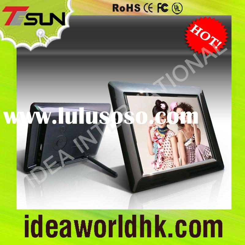 "8"" battery powered digital picture frame"