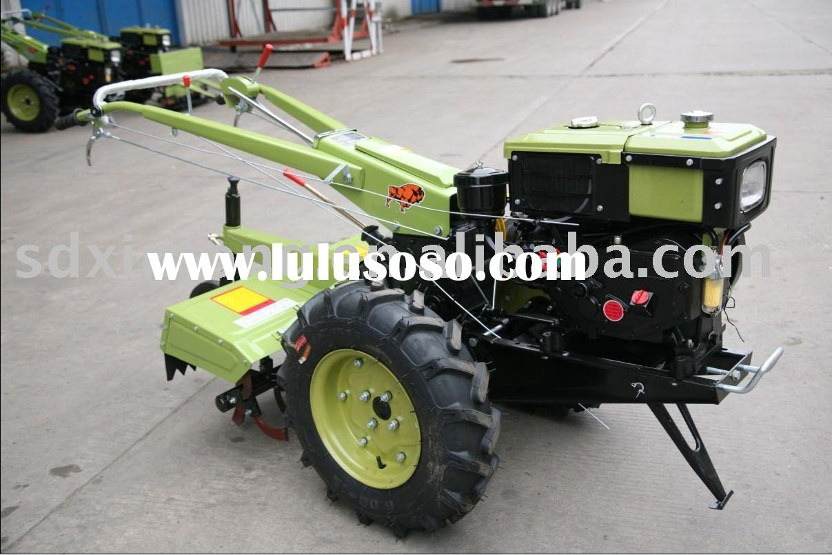 8hp hand tractor