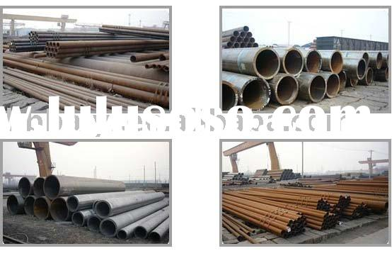 ASTM rolling seamless steel pipe (factory)