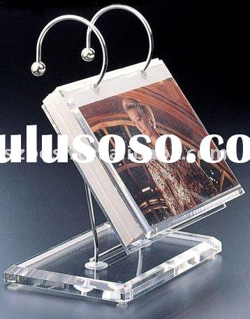 Acrylic Photo Frame,Lucite Picture Holder,Plastic Photo Album