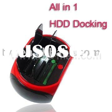 All in 1 IDE SATA HDD Hard Disk Drive Docking Dock Station