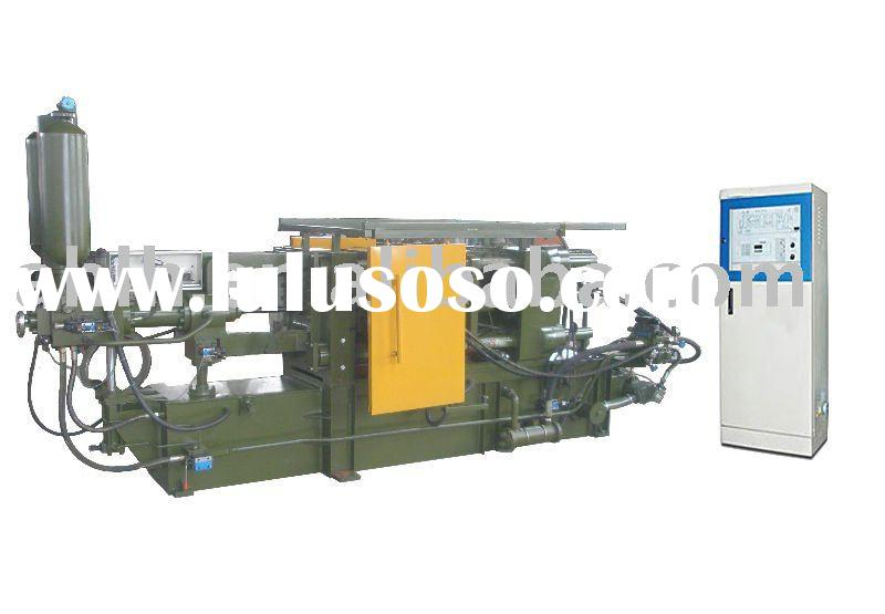 Aluminum zinc copper horizontal cold chamber die casting machine