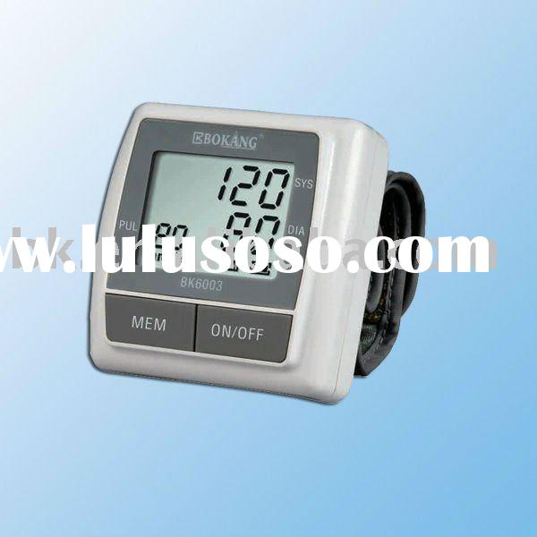 BK6003 Wrist Digital Blood Pressure Meter