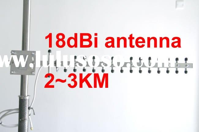 Brand New Quality 2.4GHz 18dBi Yagi wifi Antenna N female
