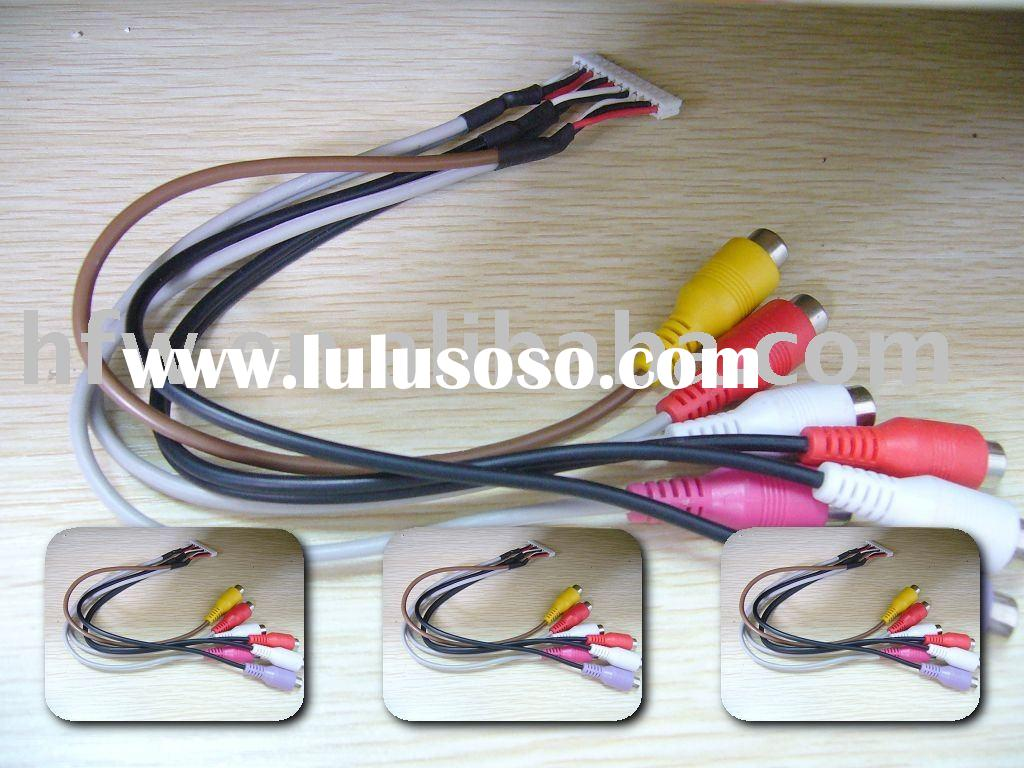 CCTV Video power cable
