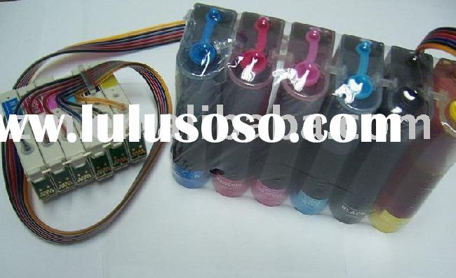 CISS/Continuous Ink Supply System/Refill System/Bulk Ink System/Ink Cartridge for HP/Epson/Brother/C