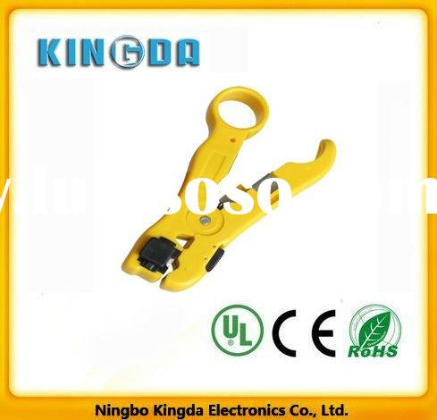 COAXIAL CABLE STRIPPER COAX STRIPPING TOOL