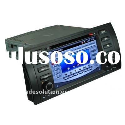 Car DVD Player with GPS HD Screen Bluetooth Steering Wheel Control ipod iphone support for Mercedes-
