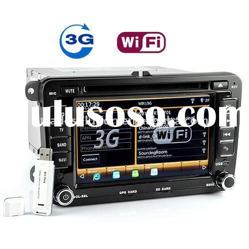 Car PC DVD Player 3g Wifi GPS Bluetooth ipod Digital Panel for Volkswagen Jetta,Sagitar,Caddy,Touran