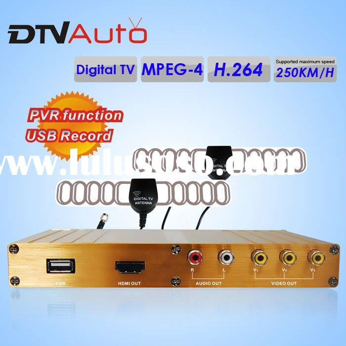 Car digital tv tuner box(CL-V2011HD)