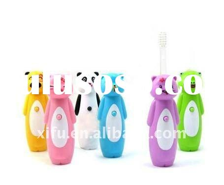 Cartoon Toothbrush For Kids,Personalized Children Toothbrushes