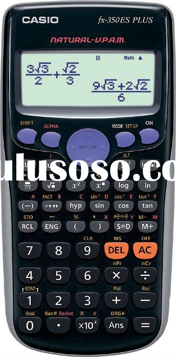 Casio FX-350 ES Scientific Calculator