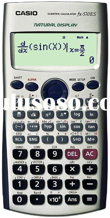 Casio FX-570 ES Scientific Calculator