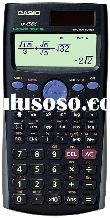 Casio FX 85 ES Scientific Calculator