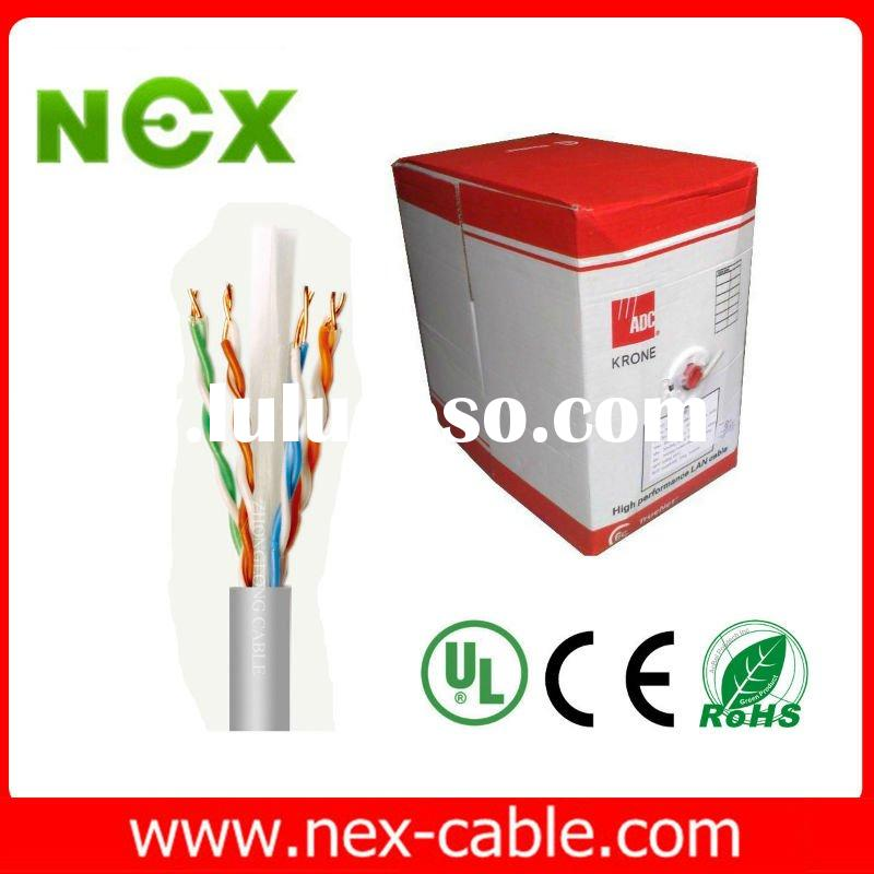 Cat6 color code cable