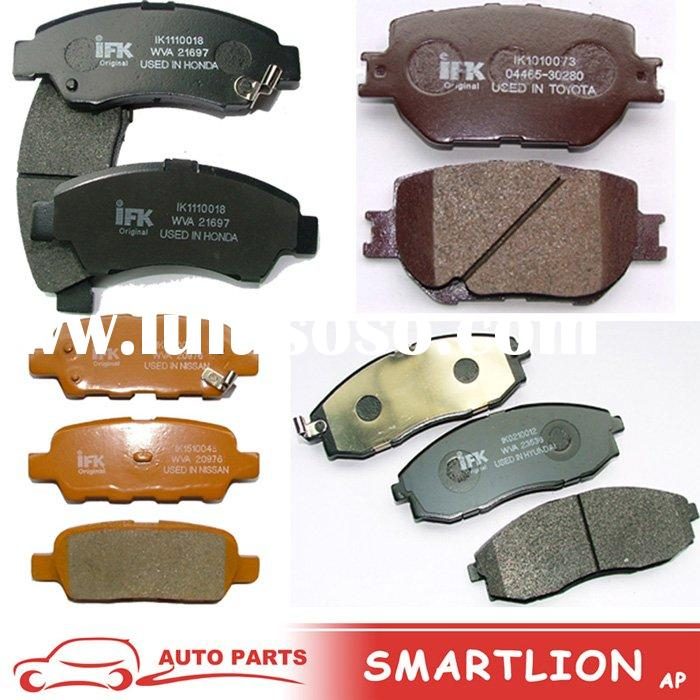 Ceramic Vs Metallic Brake Pads >> ceramic brake pad,auto brake pad,disc brake pad,car brake ...