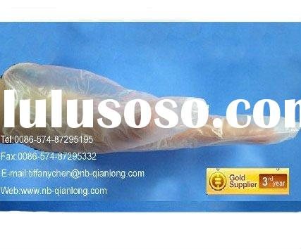 Cheap and good quality disposable powdered latex surgical gloves