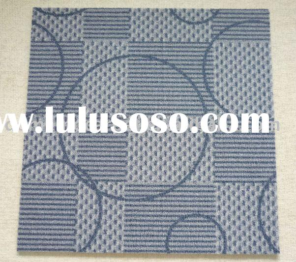 Commercial carpet carpet tile nylon tile squares 3M static-proof