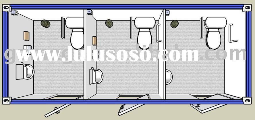 Container Toilet MT- 7