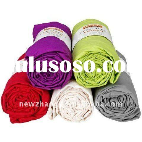 Cotton Solid color bedding sheet