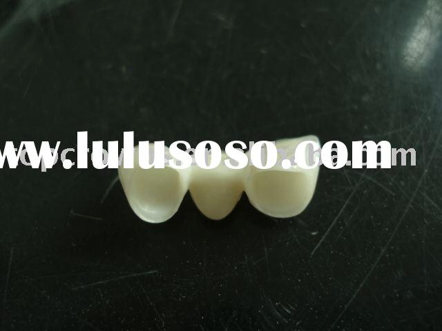 Dental supplies for zirconia crowns and bridges all ceramic crown