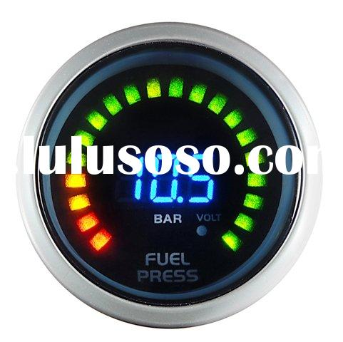 Digital Fuel Pressure Gauge (auto meter, auto part)