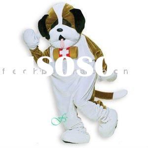 Doctor dog stuffed toys